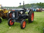 Fordson E27N Major at Belvoir 08 - P5180409