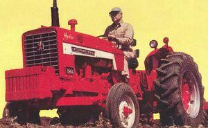 International 544 Hydro 1971