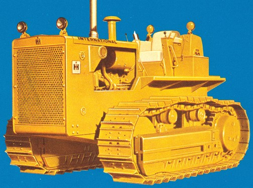 International TD-20B | Tractor & Construction Plant Wiki | FANDOM