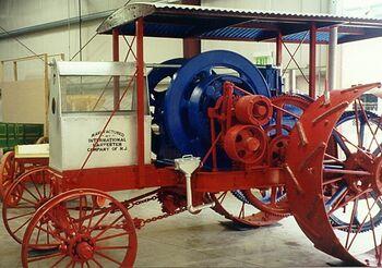 Mogul Type C 20-HP 1910