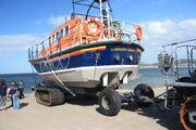 RNLI lifeboat at llandudno - 09 - IMG 8809