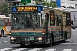 SeibuBus A7-226