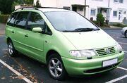 VW Sharan front 20070928