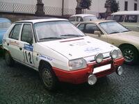 Škoda favorit racing