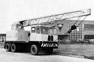 1960s Coles Aeneas Cranetruck 6X6
