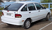 1994-1996 Ford Festiva (WB) GLi 5-door hatchback 01.jpg
