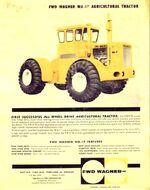 FWD Wagner WA-17 4WD brochure