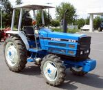 Ford 2170 MFWD - 1990