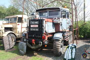 Scammell Explorer TAS 446 at Klondyke Mill 09 - IMG 7225