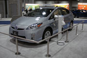 Toyota Prius Plug-in Hybrid WAS 2010 8993