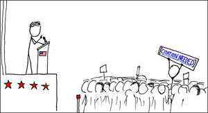 xkcd 285 (Wikipedian Protester)