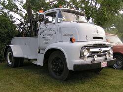 1956 Mercury 600 Tow Truck (891409393)