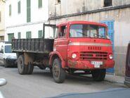 1970s Barreiros Saeta Diesel Lorry