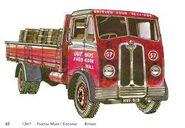 A 1950s Proctor Farmtruck Diesel 7 Ton