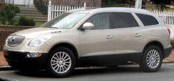 Buick Enclave CXL -- 03-05-2010