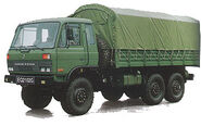 DONGFENG EQ2102G 6WD TD Lorry