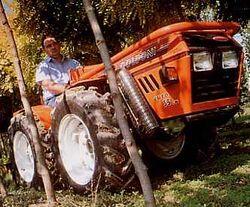 Goldoni Euro 55 AW MFWD - 2002