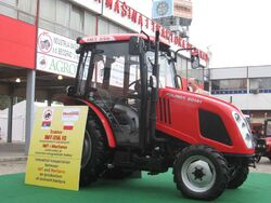 IMT 556 MFWD (Polmot 5014 I) - 2009