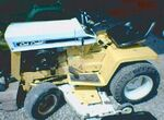 International Cub Cadet 126 1970