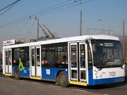 Moscow trolleybus 7103