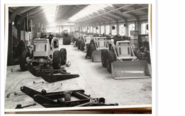 The AWD Factory Assemblyline at Camberley Surrery