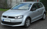 VW Polo V front 20100402