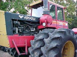 Versatile 955 4WD - 1983