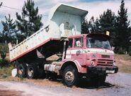 1970s Barreiros Super Saeta Dumptruck