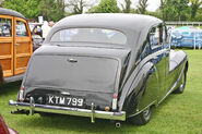 Austin A135 Princess MkII DS3 rear