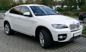 BMW X6 front 20081002