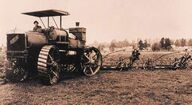 Caldwell vale tractor