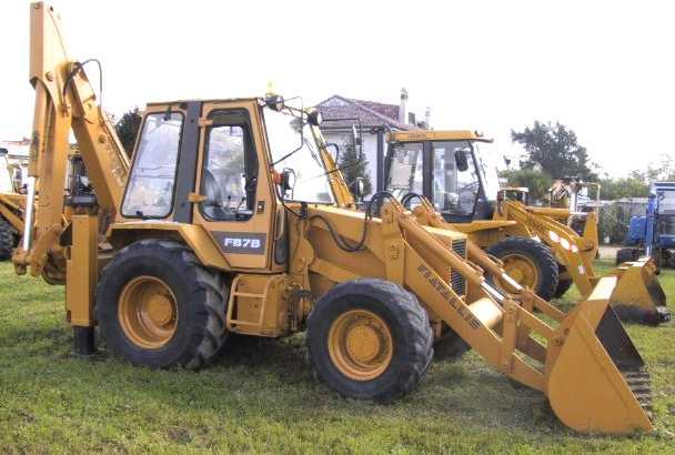 Fiat-Allis | Tractor & Construction Plant Wiki | FANDOM powered by Wikia