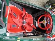 Lotus 22 inside detail