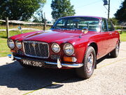 MWK 28G - The oldest Jaguar XJ in existence