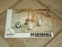 Marshall 154 brochure