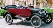 Overland Model 91 Touring 1922
