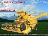 Preet 987 Dominator combine
