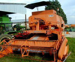Someca M 120 combine - 1965