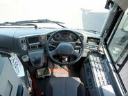 Tobus K-P005 cockpit