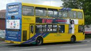 Transdev Yellow Buses 114 rear