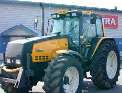 Valtra 8400 Mega MFWD (yellow) - 1996