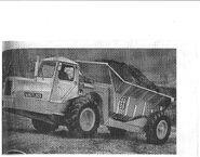 1961 WHITLOCK DD95 ADT Diesel