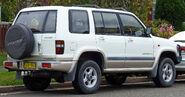 2001-2003 Holden Jackaroo (UBS) SE 5-door wagon 01