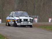 Ford Escort RS1800 - Race Retro 2008 03