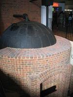 Haystack boiler