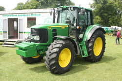 John Deere 6630 at Newby 09 - IMG 2473