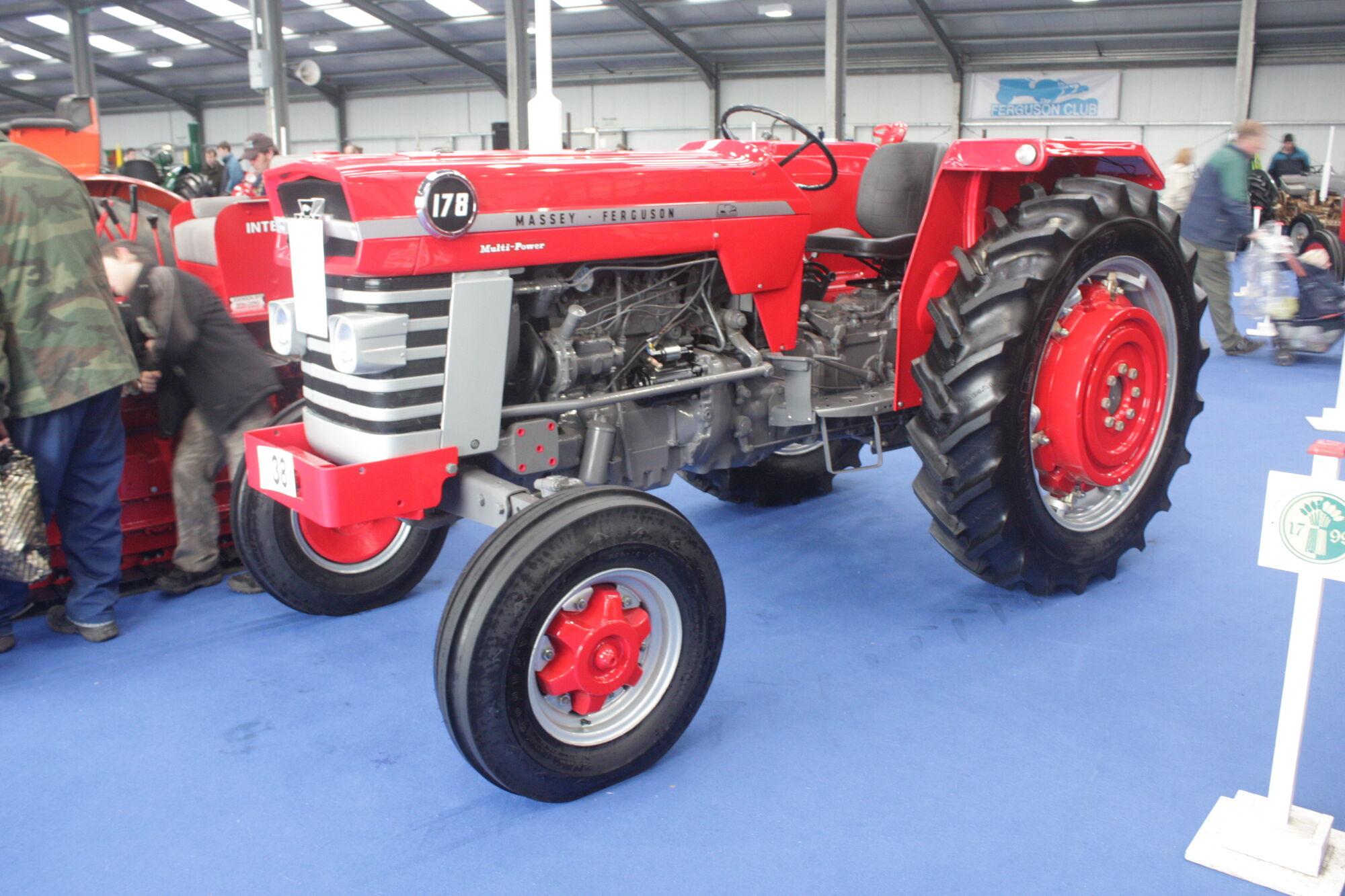 Massey Ferguson 178 | Tractor & Construction Plant Wiki | FANDOM