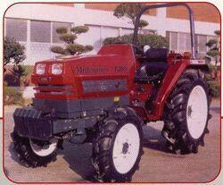 Millenium T280 MFWD - 2000