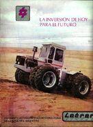 Pampero 44-160 4WD brochure (Labrar) - 1983