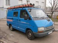 Renault Trafic 4x4